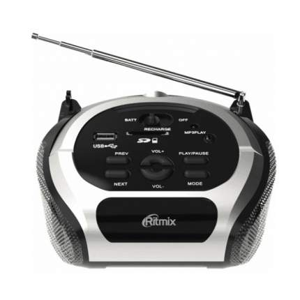Радиоприемник Ritmix RBB-010 Silver