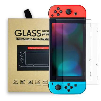 Защитное стекло Glass Screen PRO+ Premium Tempered (9H) для Nintendo Switch