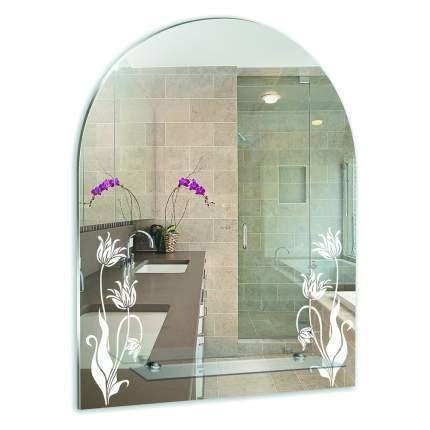 """Зеркало для ванной MIXLINE """"Букет"""" 495*670"""