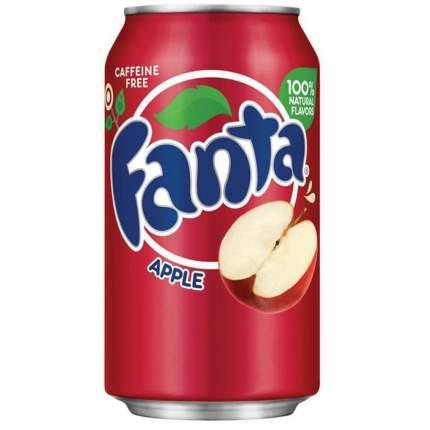 Напиток Fanta apple жестяная банка 0.36 л