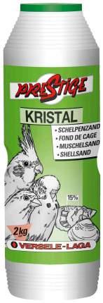Наполнитель в клетку для птиц Versele-Laga Kristal, 2 кг