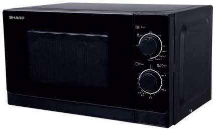 Микроволновая печь с грилем Sharp R-6000RK black