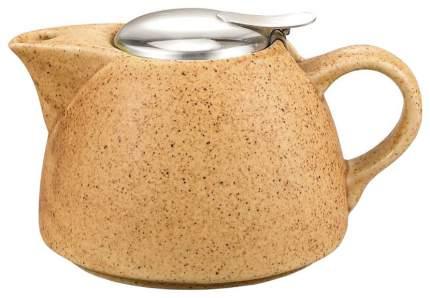 Заварочный чайник Fissman 9298 Бежевый