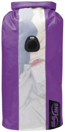 Гермомешок SealLine Bulkhead View Dry Bag фиолетовый 10 л