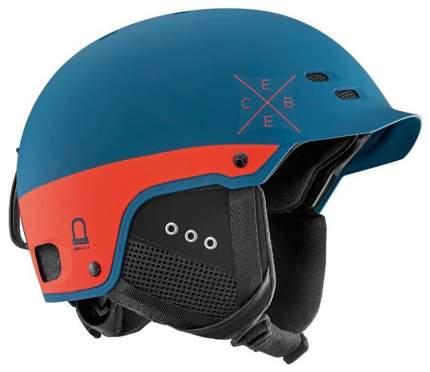 Горнолыжный шлем мужской Cebe Pride 2018, синий, M