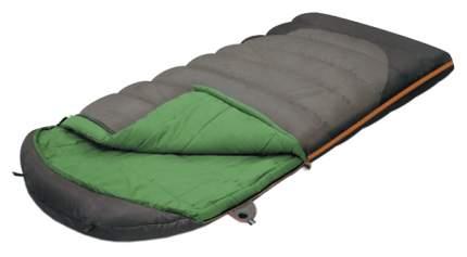 Спальный мешок Alexika Summer Wide Plus серый, левый