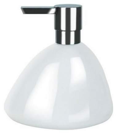 Дозатор для мыла Spirella Etna Stone Белый