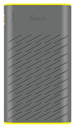 Внешний аккумулятор Hoco B31 20000 мА/ч Grey