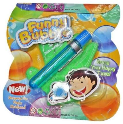 Мыльные пузыри с перчаткой Shantou Gepai нелопающиеся 20 мл 635315