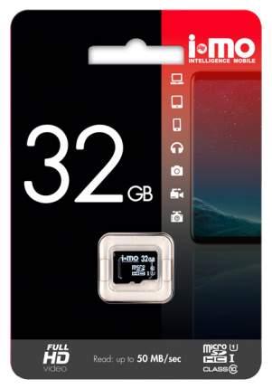 Карта памяти IMO Micro SD IM32GBSD-00 32GB