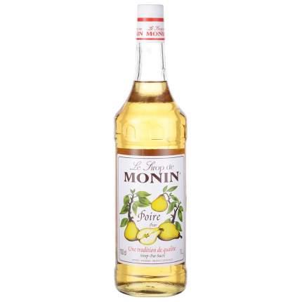Сироп Monin груша 1 л