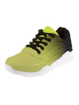 Кроссовки Колобок Speedy, цвет: зеленый, размер: 32