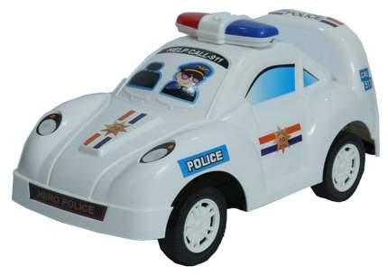Машина полицейская, инерционная, 15,5х30х16 см