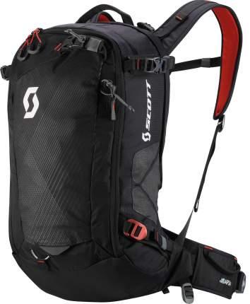 Лавинный рюкзак + картридж Scott Air Free Ap Kit черный, 24 л