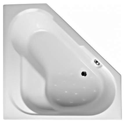 Акриловая ванна Jacob Delafon Bain-Douche E6221 145х145 без гидромассажа левая