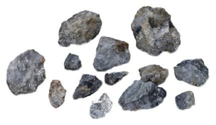 Камень для аквариума ADA Yamaya Stone 1 коробка с камнями разных размеров ADA-106-8163