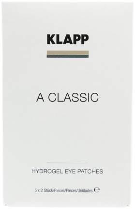 Маска для глаз Klapp A Classic Hydrogel Eye 5 шт