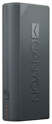 Внешний аккумулятор CANYON CNE-CPBF44DG 4400 мА/ч Grey
