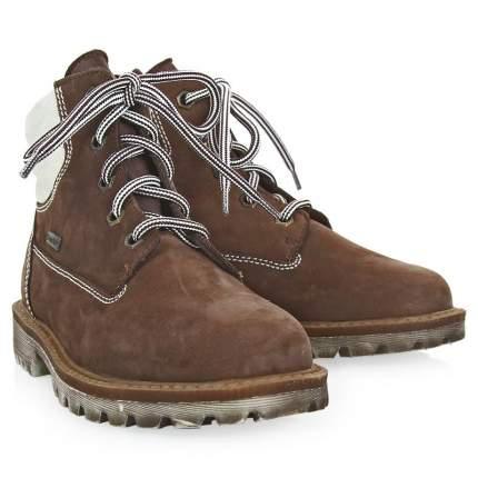 Ботинки для девочек Richter 12224259201, р.23, коричневый