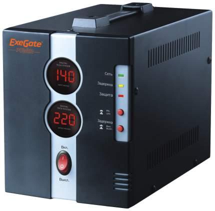 Стабилизатор напряжения Exegate DCR-1500D