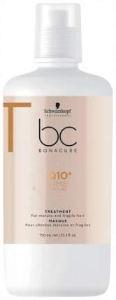 Маска для волос Schwarzkopf BC Bonacure Q10 Time Restore 750 мл