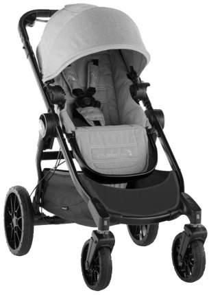 Коляска 2 в 1 Baby Jogger City Select Lux, бампер SLATE серый