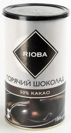 Горячий шоколад Rioba порошок 50% какао 1 кг