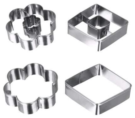 Набор форм Metaltex 25,23,64 Серебристый