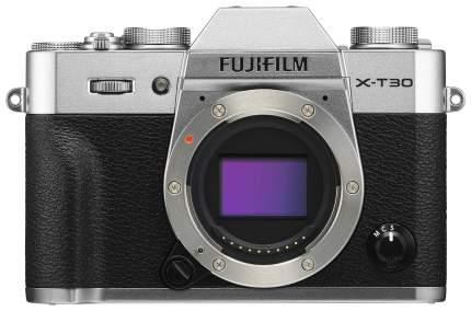 Фотоаппарат цифровой компактный FUJIFILM X-T30 Body цвет серебристый