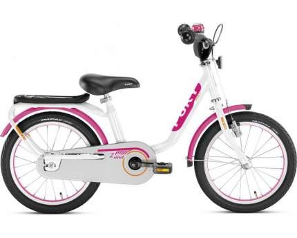 Велосипед трехколесный Puky 4201 Z6 White белый, розовый