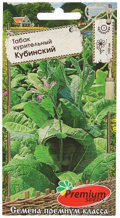 Семена Табак курительный Кубинский, 0,01 г Premium seeds