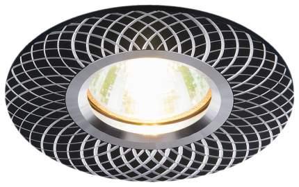 Встраиваемый точечный светильник Elektrostandard 2006 MR16 BK a032384 Черный