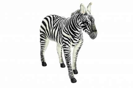 Мягкая игрушка Hansa Зебра для сидения верхом 96 см