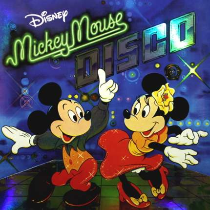 Сборник Mickey Mouse Disco (LP)