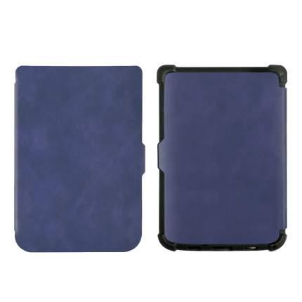 Чехол Goodchoice Slim для Pocketbook 616/627/632 (темно-синий)