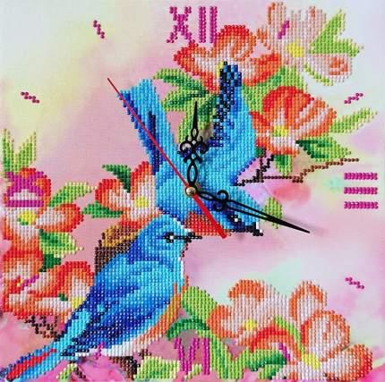 Алмазные часы Райские птички 7303014