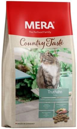 Сухой корм для кошек MERA Country Taste Truthahn, индейка, 0,4кг