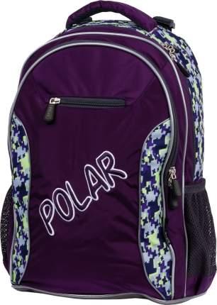 Рюкзак женский Polar П0082 26 л фиолетовый
