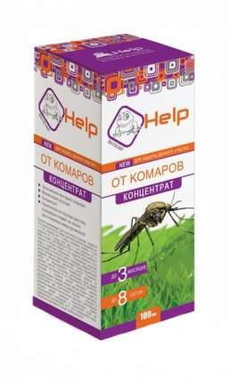 Уничтожитель насекомых BoyScout Help Концентрат от комаров для дачного участка 100 мл