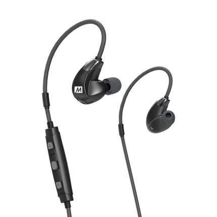 Беспроводные наушники MEE Audio X7 Plus Bluetooth Black/Gray