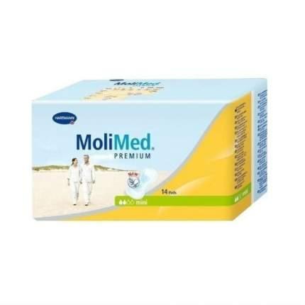 Урологические прокладки Molimed Premium mini 14 шт.