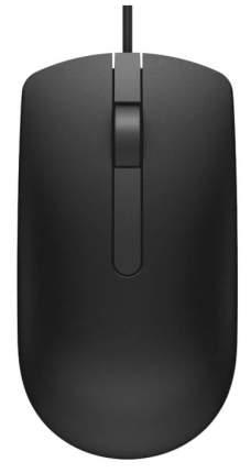 Проводная мышка Dell MS116 Black (570-AAIS)