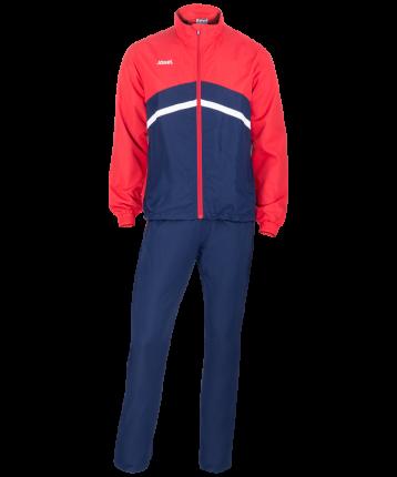 Спортивный костюм Jogel JLS-4401-921, темно-синий/красный/белый, S INT
