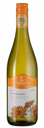 Вино Bin 65 Chardonnay, Lindeman's, 2018 г.