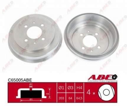 Тормозной барабан ABE C65005ABE
