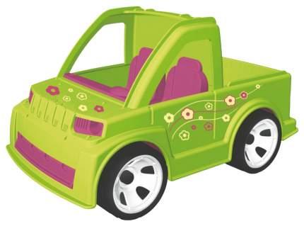 Строительная техника MultiGo Автомобиль с ландшафтным дизайнером