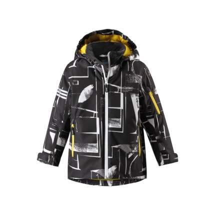 Куртка LASSIE by REIMA Черный р.116