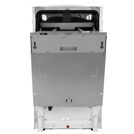 Встраиваемая посудомоечная машина 45 см Hotpoint-Ariston HSIC 3T127