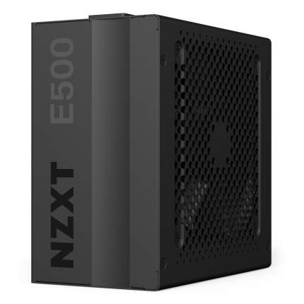 Блок питания компьютера  NZXT E500 NP-1PM-E500A-EU ATX12V V2,4 500Вт