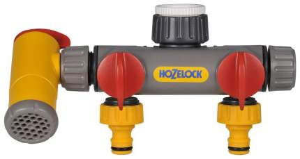"Разветвитель для полива на 3 канала Hozelock 2250 1""-1/2""-3/4"""